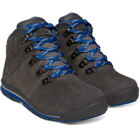 Timberland GT Rally Mid WP Shoes Youth Dark Grey Suede